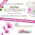 Pasta modellabile ULTRA FLEXY&LIGHT