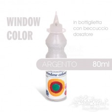 Window Color 80ml - Argento