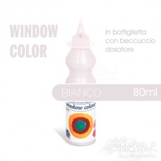 Window Color 80ml - Bianco