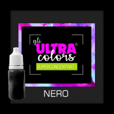 Ultra Colors - Nero 10ml