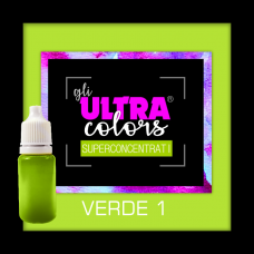 Ultra Colors - Verde 1 10ml