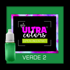 Ultra Colors - Verde 2 10ml