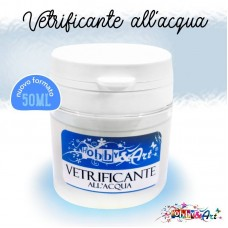 Vetrificante all'acqua 50ml