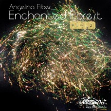 Angelina fiber - Enchanted Forest Crimped