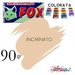Massa de Biscuit Fox - 90gr Incarnato