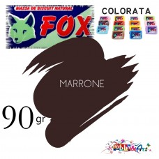 Massa de Biscuit Fox - 90gr Marrone