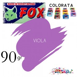 Massa de Biscuit Fox - 90gr Viola