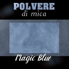 Pigmento in Polvere di Mica - MAGIC BLUE