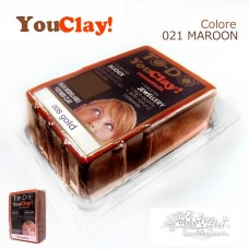 YouClay Essentials To-Do - 021 Maroon