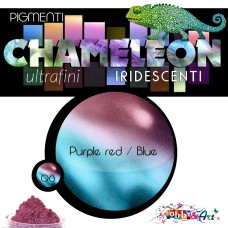 CHAMELEON - Pigmento iridescente 08 Red Orange Blue