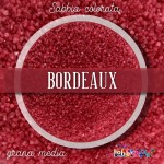 Sabbia colorata media - Bordeaux
