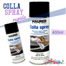 Colla Spray rapida Maurer 400ML