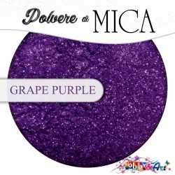 Pigmento in Polvere di Mica - GRAPE PURPLE
