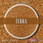 Sabbia colorata media - Terra