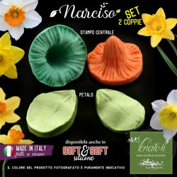 Venatore in silicone Narciso - Set 1