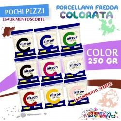NICRON Porcellana fredda COLOR 250gr