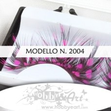Ciglia finte 100% naturali - Fashion2004