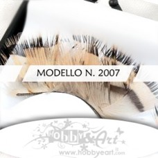 Ciglia finte 100% naturali - Fashion2007