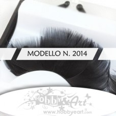 Ciglia finte 100% naturali - Fashion2014