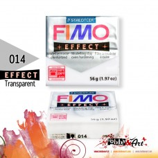 Fimo Effect 014 Translucent white