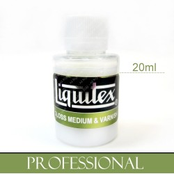 LIQUITEX PROFESSIONAL Gloss Medium - 20ml