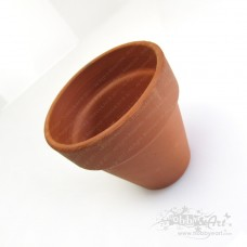 Vaso in terracotta - Diam. 9cm.