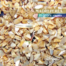 Madreperla in grani - Misura 3-4 mm