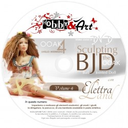 DVD OOAK 4 - BJD - Ball Jointed Doll