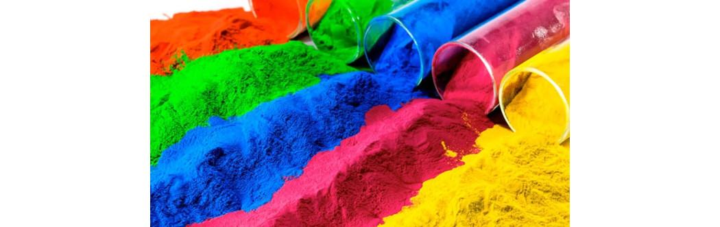 Pigmenti - Colori in polvere