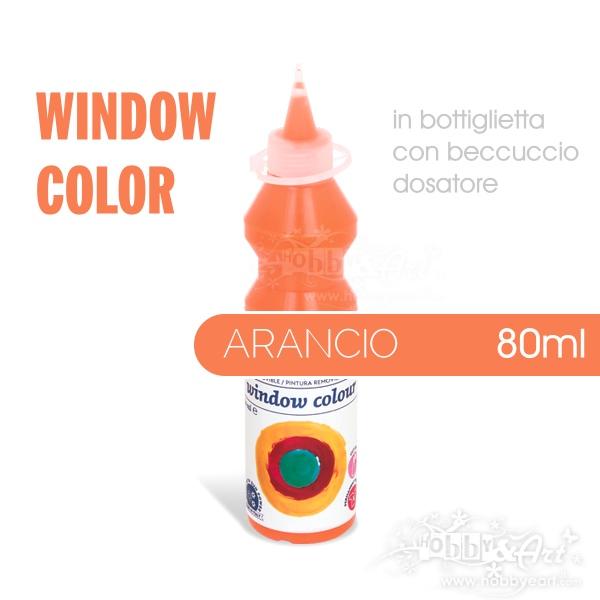 Window Color 80ml - Arancio