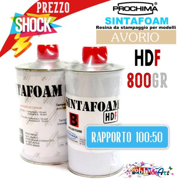 SINTAFOAM HDF Resina poliuretanica Prochima 800gr