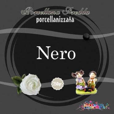 Porcellana Fredda Porcellanizzata - Nero