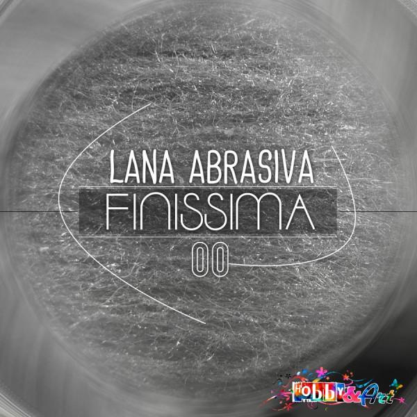 Lana acciaio Finissima 00 - 1mt