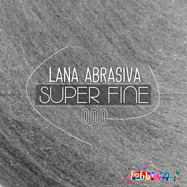 Lana acciaio Super Fine 000 - 1mt