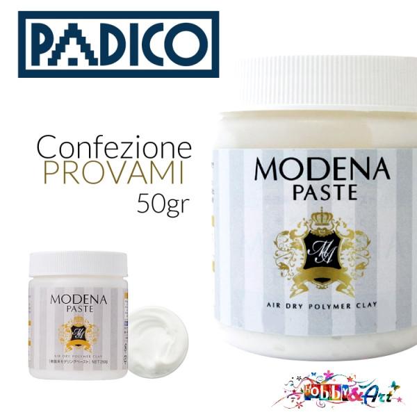 Padico Pasta Modena bianca liquida autoindurente impermeabile