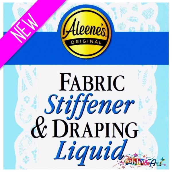 Fabric Stiffener & Draping - Indurente per tessuti 20ml