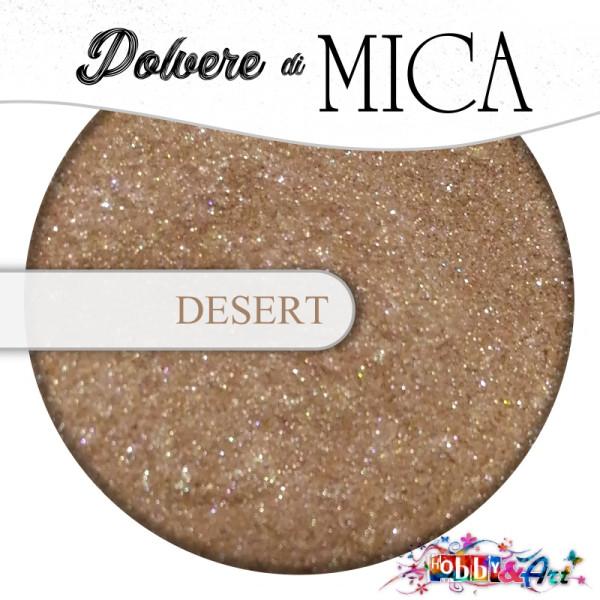 Pigmento in Polvere di Mica - DESERT