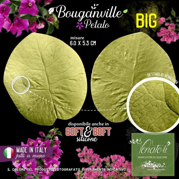 Venatore in silicone Bouganville petalo grande - ITA