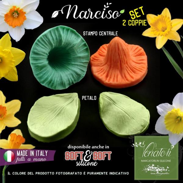 Venatore in silicone Narciso - Set 1