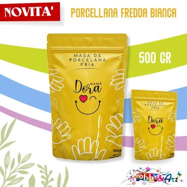 Mamà Dora - Porcellana Fredda Bianca 500gr