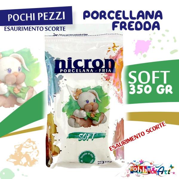 NICRON Porcellana fredda SOFT 350gr