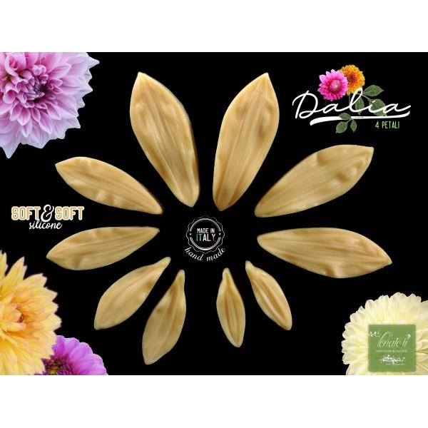 Venatore in silicone petali di DALIA, 5 petali - ITA