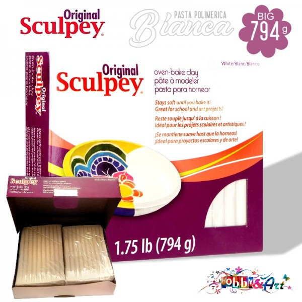 Sculpey Original Bianco 794gr
