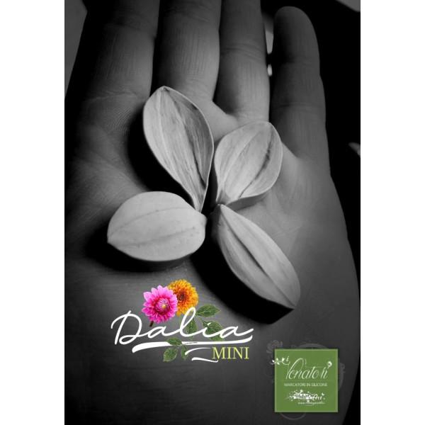 Venatore in silicone Dalia serie mini 2 petali - ITA