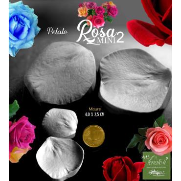 """Venatore in silicone ROSA petalo serie """"mini"""" - ITA"""