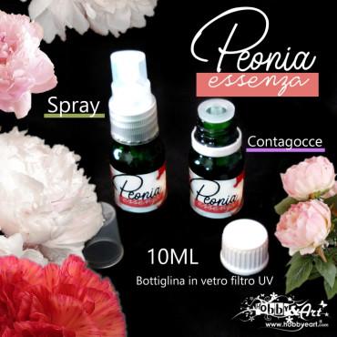 Essenza concentrata di PEONIA 10ML