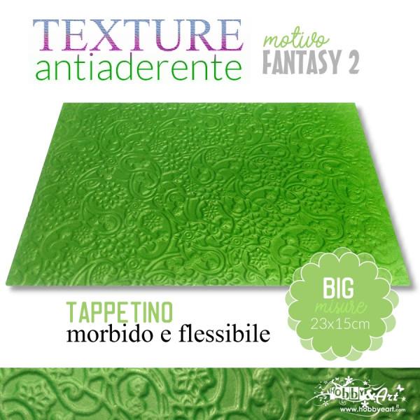 Tappeto antiaderente texture motivo FANTASY 2