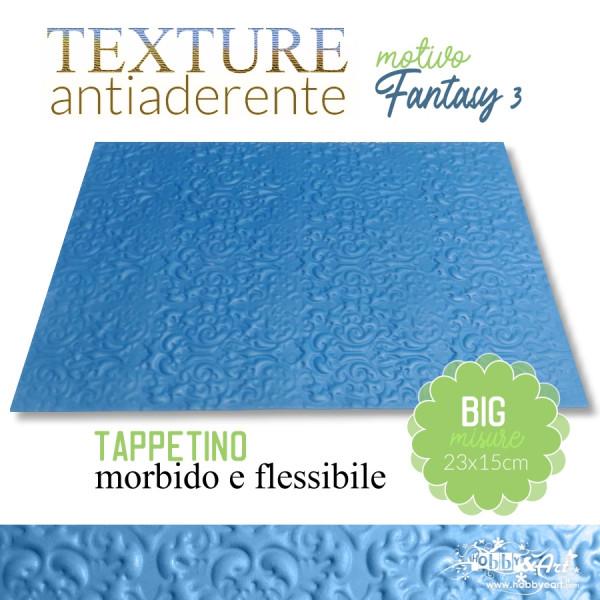 Tappeto antiaderente texture motivo  FANTASY 3