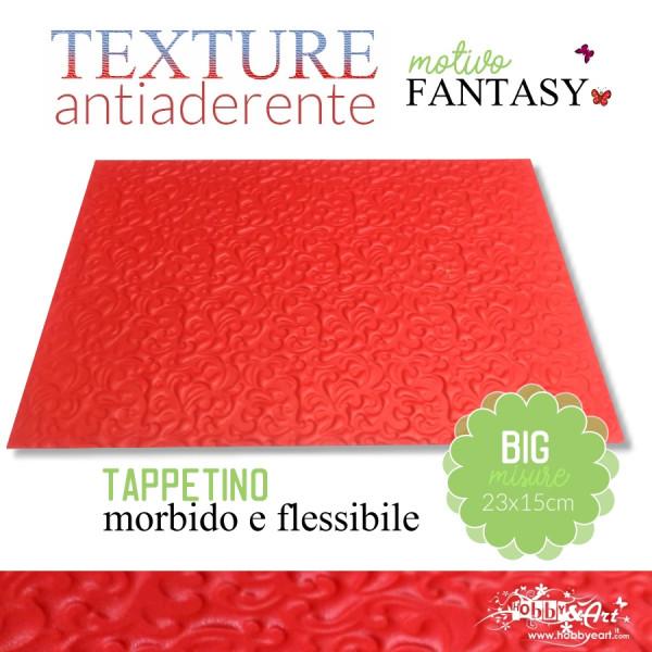 Tappeto antiaderente texture motivo FANTASY 1
