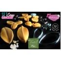 Venatori in silicone orchidea PHALAENOPSIS Set Easy 4 venatori + 5 Cutter - ITA